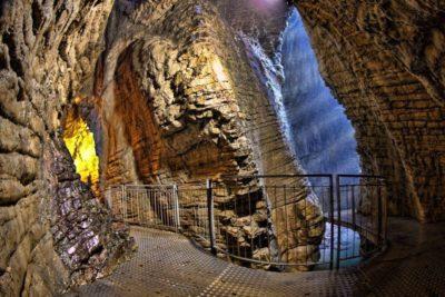 Il Parco Grotta Cascata del Varone… natura a 360°