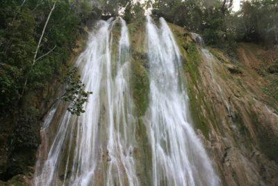 Cascata El Limón a Samana in Repubblica Dominicana