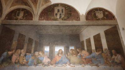Cenacolo Vinciano di Leonardo da Vinci