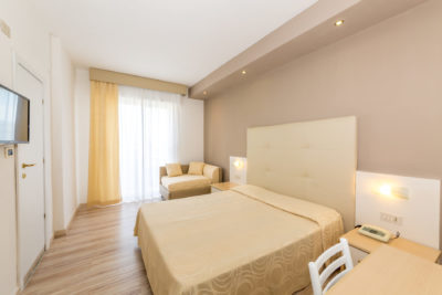 Hotel Torino Jesolo camera matrimoniale o tripla