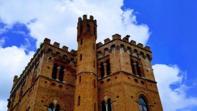 Castello di Brolio, Gaole in Chianti, Toscana