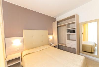 Hotel Torino Jesolo, camere doppie